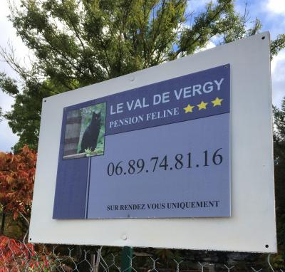 pension féline val de vergy proche Dijon